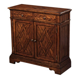 Scarborough House Parquetry Chest Buffet For Sale