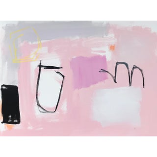 """Sarah Trundle, """"Trappings"""", Contemporary Abstract Painting For Sale"""