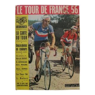 1956 Tour de France Magazine