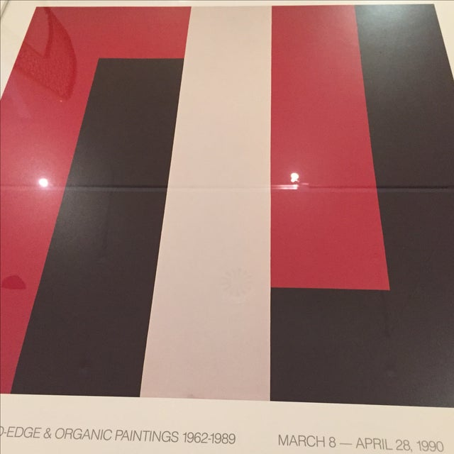 Frederick Hammersley Modernism-Print Only - Image 5 of 5