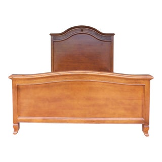 Guido Zichele French Country Style Queen Size Bed For Sale