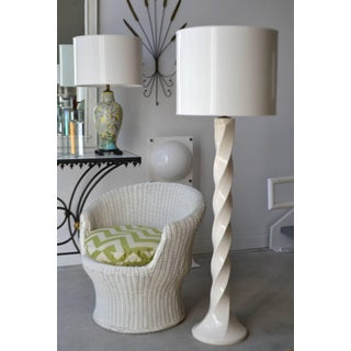 Mid-Century Modern Ceramic Floor Lamp Preview