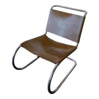 1960s Vintage Mies Van Der Rohe Mr10 Chair For Sale