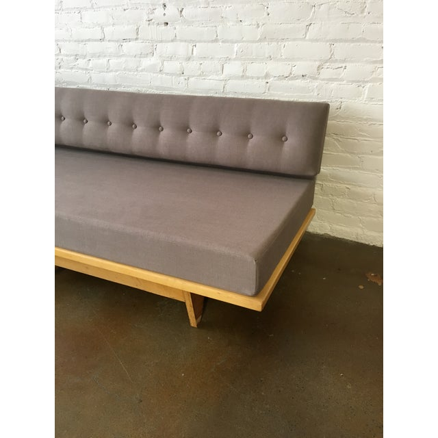 Vintage Knoll Richard Stein Daybed - Image 3 of 7