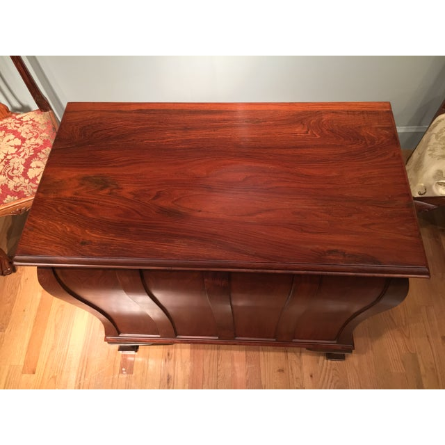 Aurora Solid Rosewood Commode - Image 7 of 8