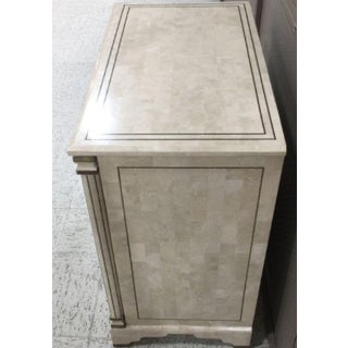 Maitland-Smith Tessellated Stone Chest Preview