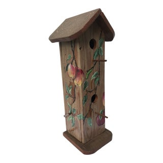 1990s Vintage Bird House For Sale