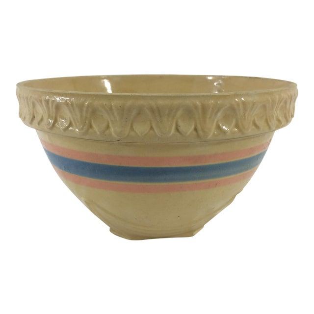 Yellowware Bowl For Sale