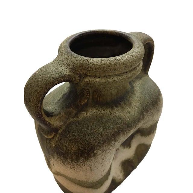 1970s 1970s Vintage Steuler West German Pottery Jug/Vase For Sale - Image 5 of 9