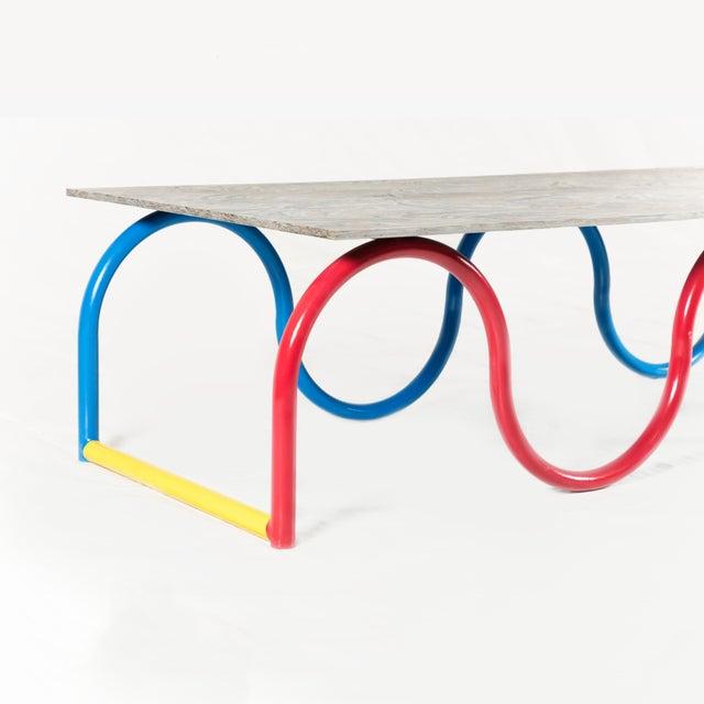Employing elements of constructivism, minimalism, and postmodernism, Przemek Pyszczek's sculptures and installations...