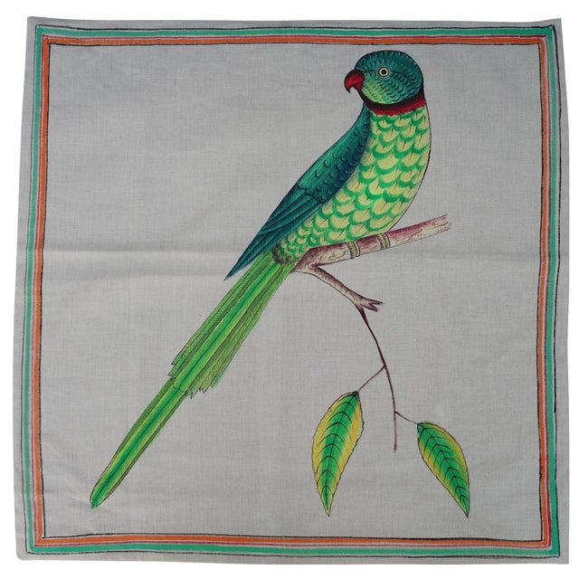 John Robshaw Bird Pillow Cover - Image 1 of 3