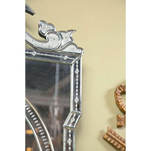 Venetian Decorative Mirror - Image 3 of 5