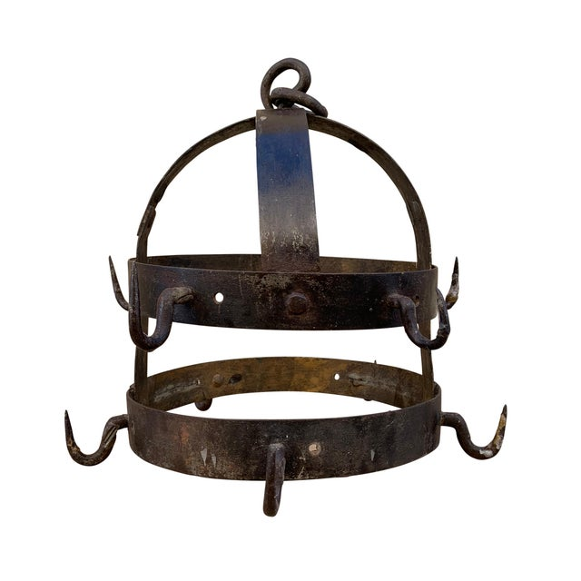 Rustic 18th Century French Game Rack For Sale - Image 3 of 7