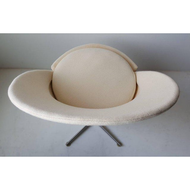 Plus-Linje Cone Chair by Verner Panton For Sale - Image 4 of 5