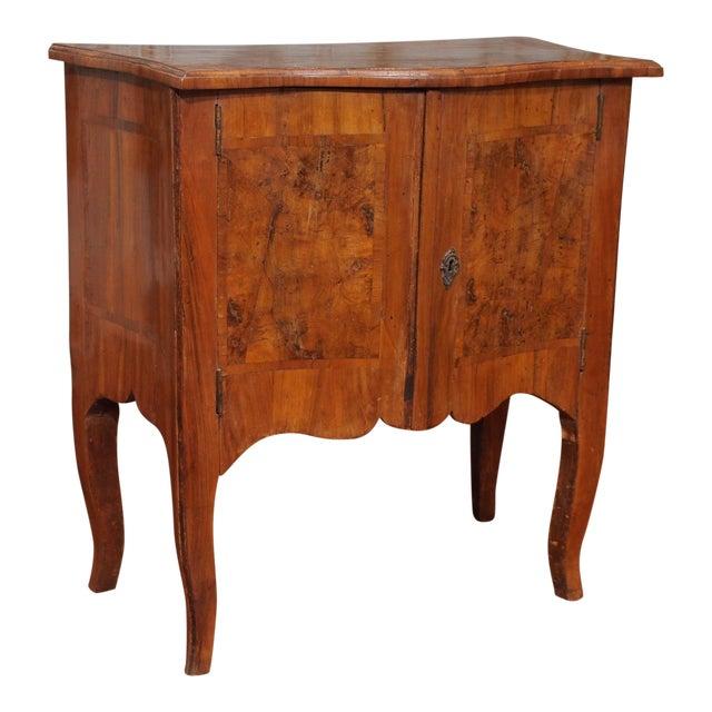 Petit Louis XV Cabinet For Sale