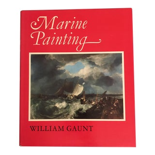 """1975 """"Marine Painting"""" First Edition Art Book For Sale"""