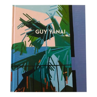 """2019 """"Guy Yanai"""" First Edition Gallery Exhibition Art Book For Sale"""