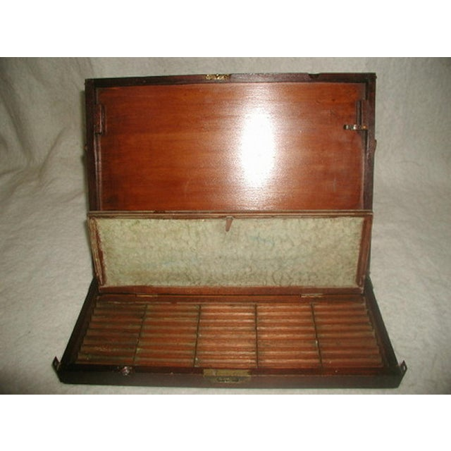 English 19th Century Art Box with Easel - Image 2 of 10