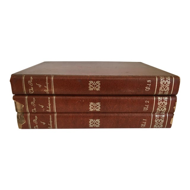 Storage Box 1950's Faux Shakespeare Book For Sale