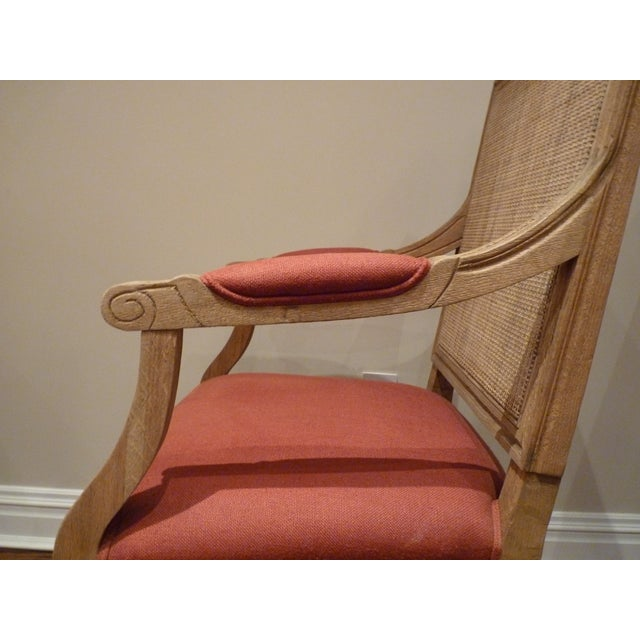 Restoration Hardware Cane Back Chairs - Pair - Image 6 of 6