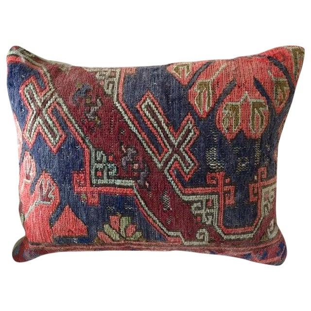 Vintage Turkish Kilim Pillow - Image 1 of 4