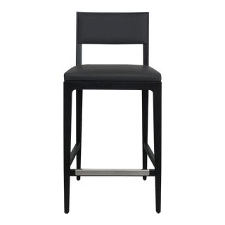 Modern Roberto Lazzeroni for Ceccotti Collezioni 'Classic' Counter Stool For Sale