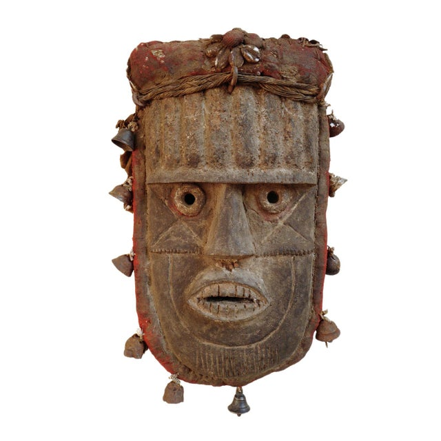 Toma Guinea Mask For Sale In Los Angeles - Image 6 of 6