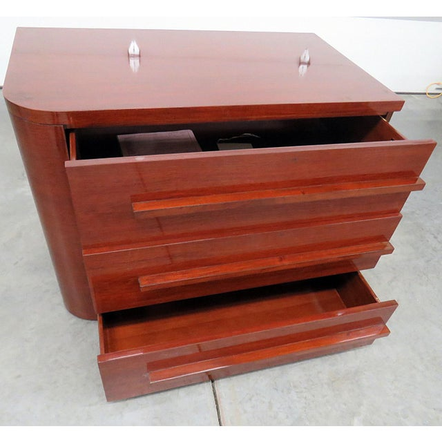 Late 20th Century Ralph Lauren Contemporary Nightstand For Sale - Image 5 of 11