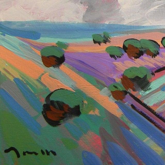 Jose Trujillo Original Acrylic Painting For Sale - Image 4 of 4