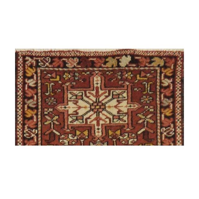 Vintage Persian Karaje Runner - 2.2 x 10.5 For Sale - Image 5 of 5