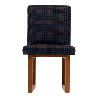 C2 Houndstooth Night Chair For Sale