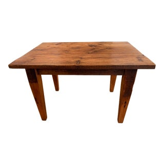 Rustic Style Farm Table For Sale