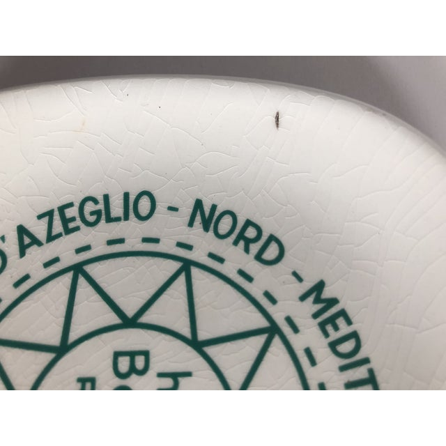 Mid 20th Century Vintage Hotels Bettoja Roma Italy Ashtray For Sale - Image 5 of 8