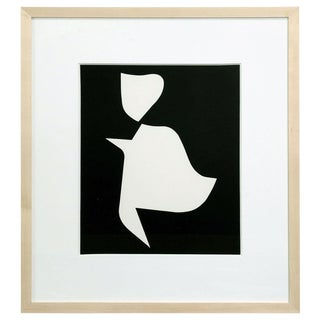 Three Vintage Vasarely Prints