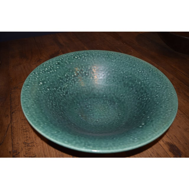 Chinese Ceramic Decorative Bowl For Sale - Image 4 of 5