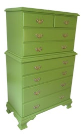 Image of English Traditional Dressers and Chests of Drawers