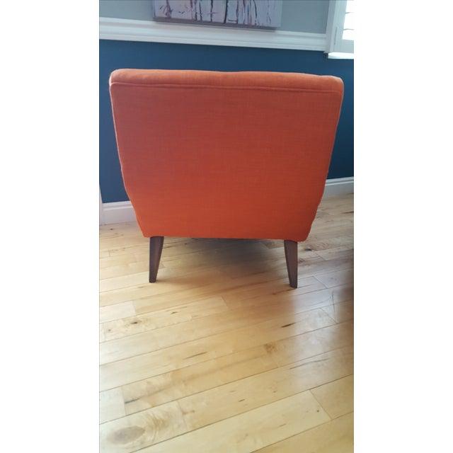 Custom Mid-Century Atomic Lounge Chair - Image 4 of 7
