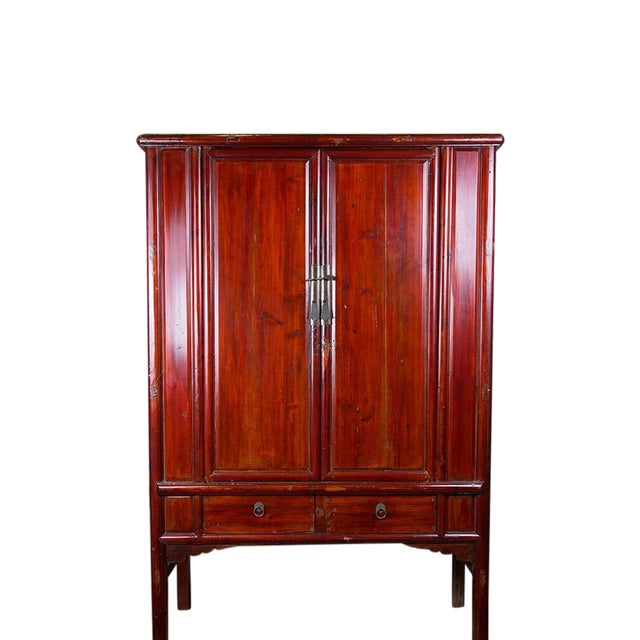 Red Cabinet - Image 1 of 7