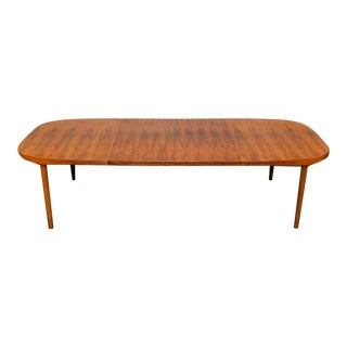 Rosewood Dining Table by Harry Ostergaard For Sale