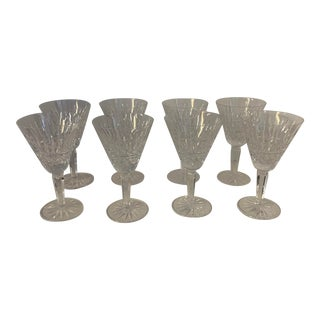 Waterford Crystal Maeve Goblets - Set of 8 For Sale