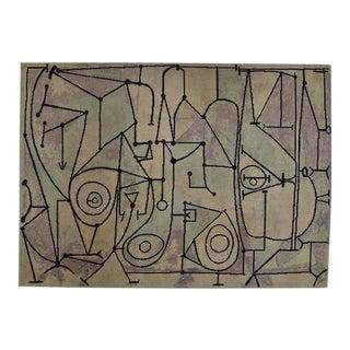 Pablo Picasso La Cocina Limited Edition Art Rug