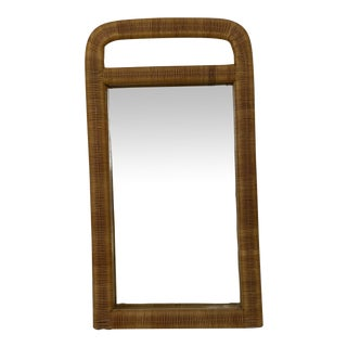 1960s Boho Chic Mirror For Sale