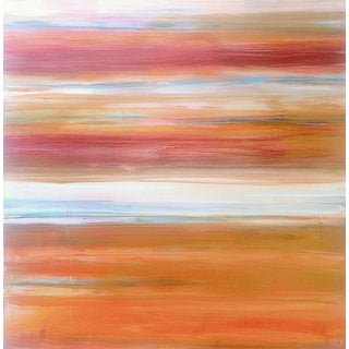 'Zion' Original Abstract Painting by Linnea Heide For Sale