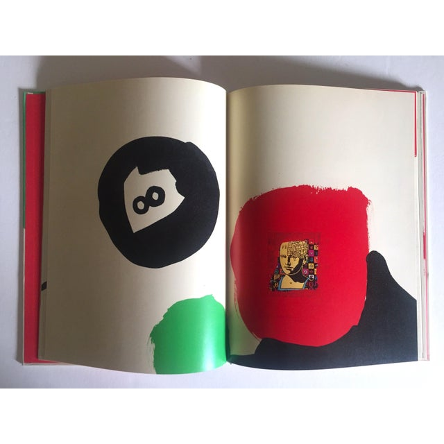 "Keith Haring ""Eight Ball"" 1989 Rare 1st Edition Japanese Hardcover Collector Art Book For Sale - Image 9 of 11"