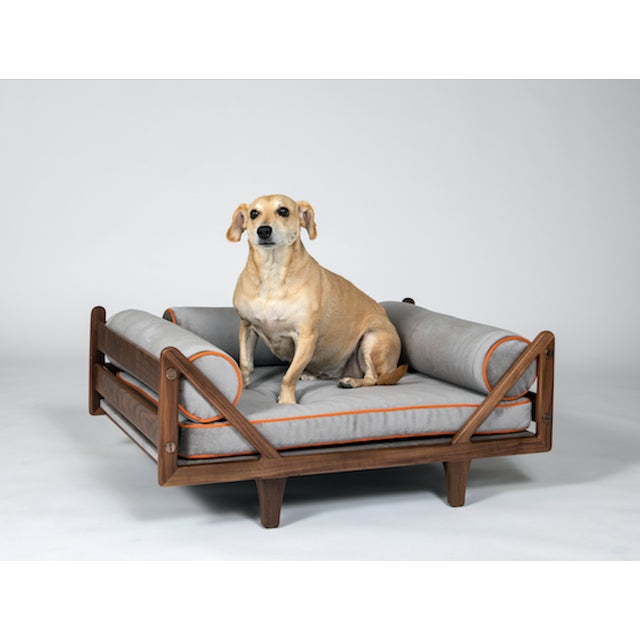Contemporary The Charles Dog Bed by Studio Van Den Akker For Sale - Image 3 of 5