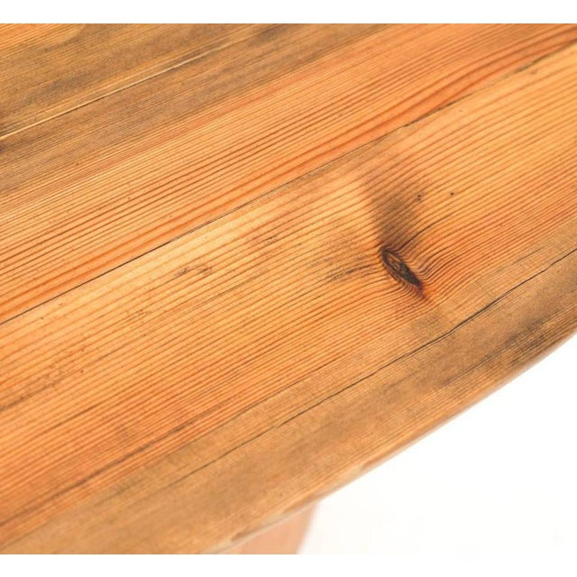Pine Utö Table by Axel Einar Hjorth, 1932 For Sale - Image 7 of 9