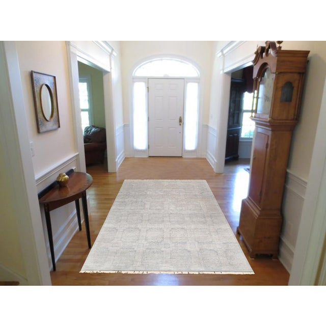 """Pasargad Transitiona Area Rug- 8' 1"""" X 9' 9"""" - Image 3 of 3"""