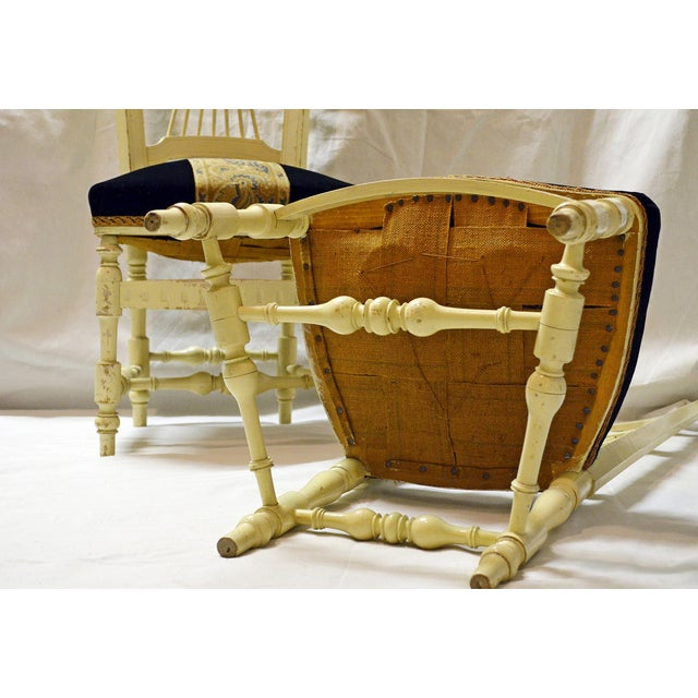Chiavari High Back Chairs - A Pair - Image 9 of 9