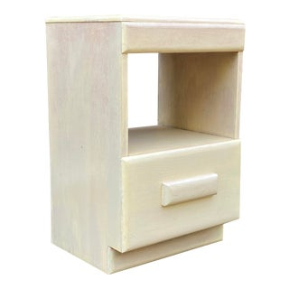 Conant Ball American Modern Nightstand For Sale