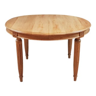 Vintage Louis XVI Dining Table For Sale
